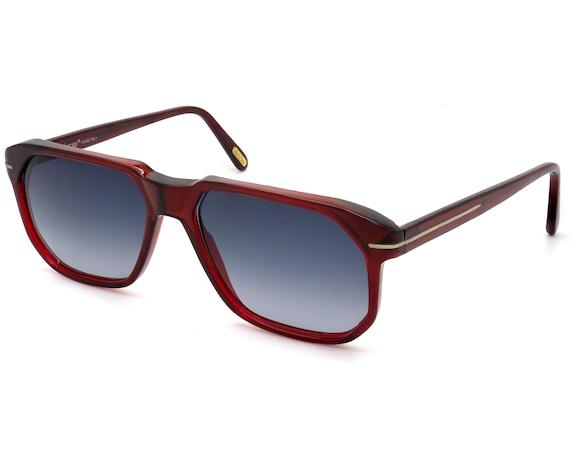 Gianni Versace vintage sunglasses large square, I… - image 1
