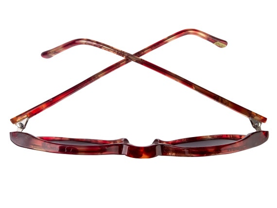 Gianni Versace sunglasses 80s, made in Italy. Vin… - image 3