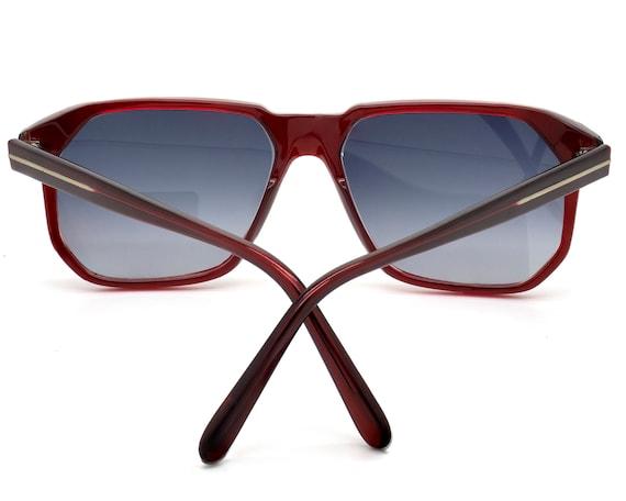 Gianni Versace vintage sunglasses large square, I… - image 6