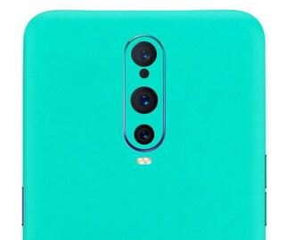 Carbon Fiber Skin for OPPO Phones Oppo R17 Pro Oppo R9 Pro
