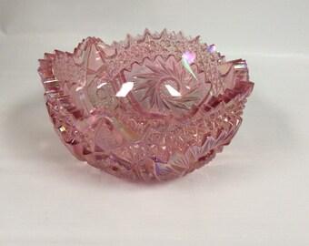 L E Smith Glass