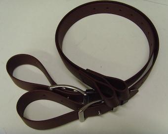 Perfeq Biothane Single Strap Stirrup Leathers