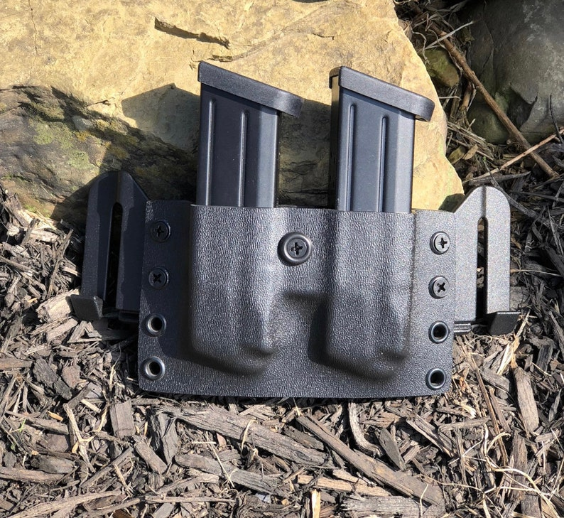 Canik TP9 SF Elite double mag carrier OWB  Made from  080 kydex