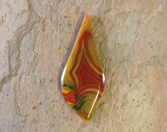 Designer Condor Agate Cabochon,Double sided.