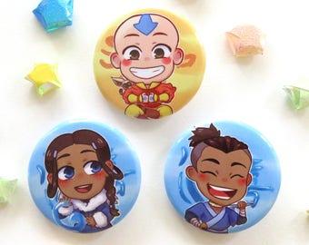 Avatar badges