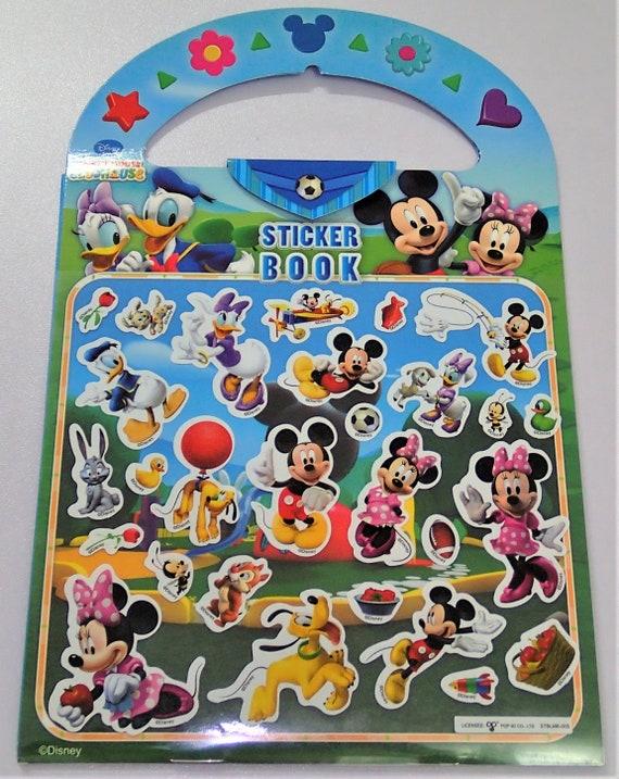 Assorted Sticker Book Set