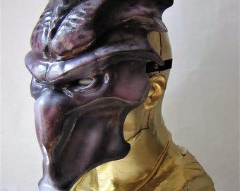 SCFI Alien Templiers Cosplay masque
