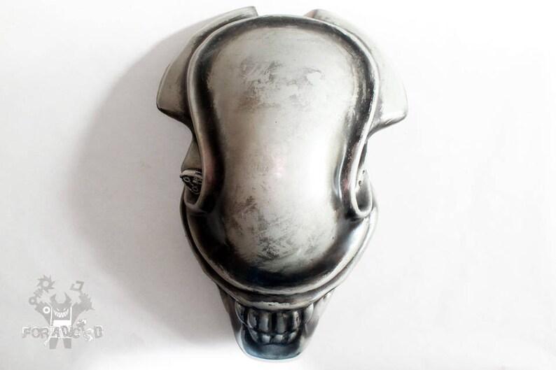 Predator 1:1 Serpent Hunter Bio Mask Replica Forjadict3d