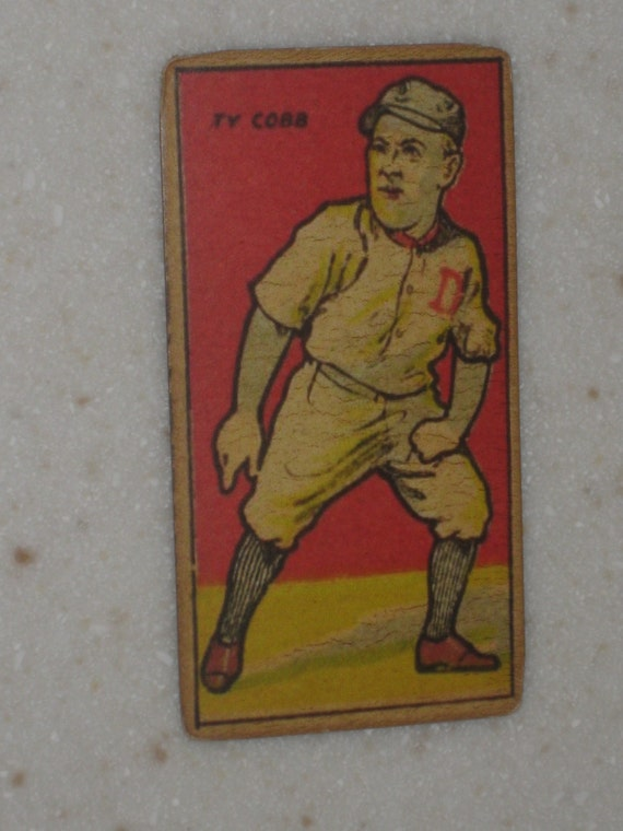 192021 Big Head Ty Cobb Strip Card