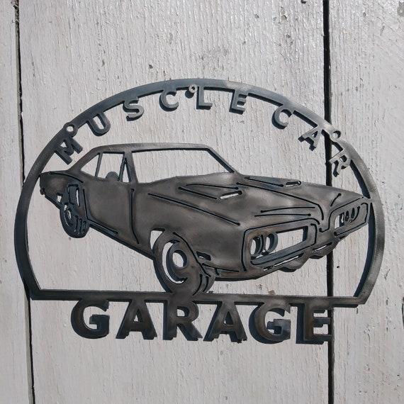 American Muscle Muscle Car Camaro Z28 Classic Restoration Garage Hoodie for Men
