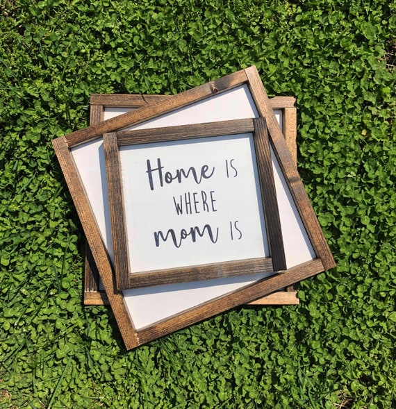 11x14-inch White Solid Wooden Wall Hanging Picture frame Gift for New Mom