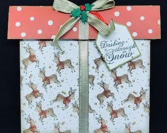 Giftbox - Reindeer Games
