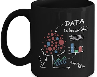 Data Formula - For Analysts - Scientists - Engineers - Math - Gift Formula