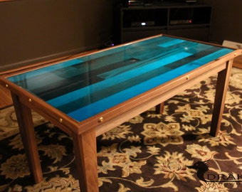 More Colours. Epoxy Resin Coffee Table ...
