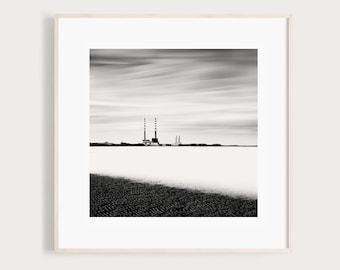 Two Towers, Dublin, Ireland, Fine Art Photography Print