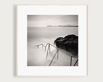 Vico Baths, Killiney, Co. Dublin, Ireland, Fine Art Photography Print