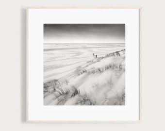 Brittas Bay Beach, County Wicklow, Ireland, Fine Art Photography Print