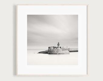 East Pier, Dun Laoghaire, Ireland, Fine Art Photography Print