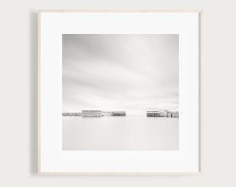 Greystones Marina, Ireland, Fine Art Photography Print