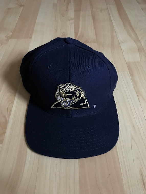 12a0bc62c6386 ... cheapest vintage 90s pittsburgh panthers champion snapback hat etsy  a05be 43484