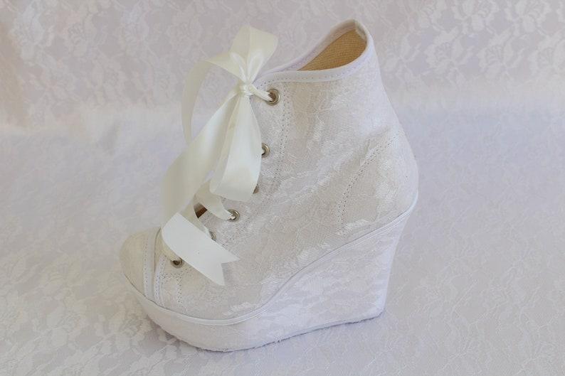 Wedding bride shoes wedding shoes block