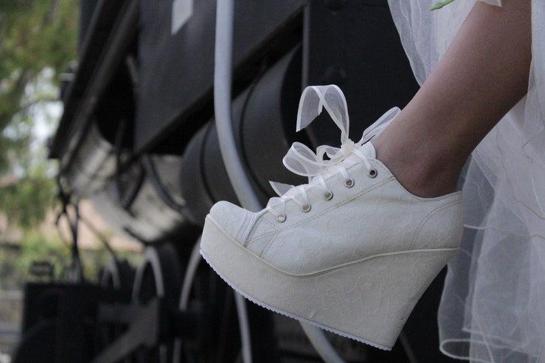 ef315995424 Wedding shoes wedding shoes block heel wedding platform