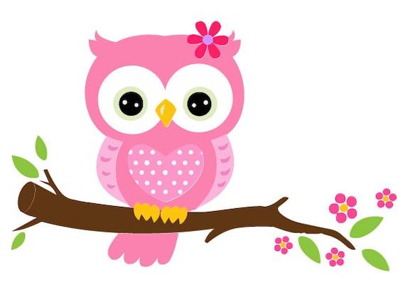 Owl on a branch svg/owl svg/cute owl svg | Etsy