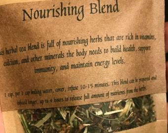 Nourishing Herbal Tea Blend