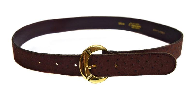 664b0849b63 Ceinture Vintage   ceinture femme cuir véritable ceinture