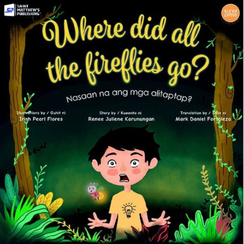 Where Did All the Fireflies Go Children's environment image 0