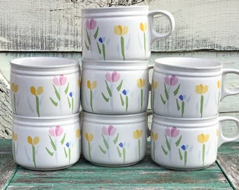 Coffee Cups Coffee Mugs Coffee Cup Coffee Mug Studio Nova Villager Fresh Mint JF004 We Have 7 Mugs Can Be Sold Separately Just Message Us