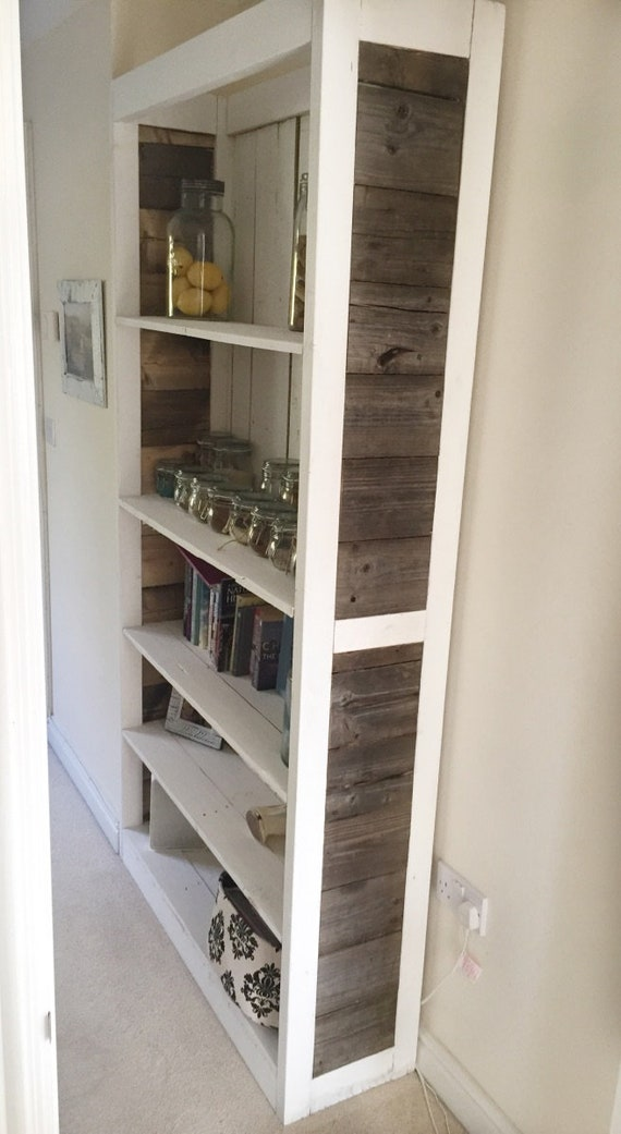 Rustic Billy Bookcase