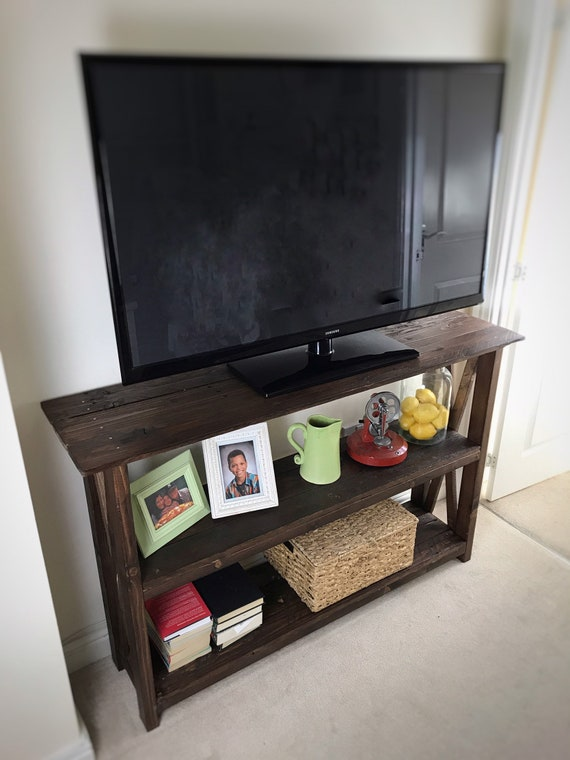 TV Stand Reclaimed wood