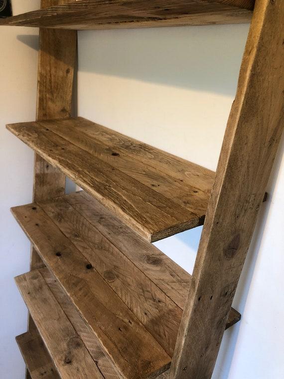 Ladder Shelf Large