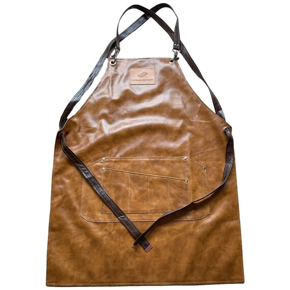 Leather Apron Men or Women with Pockets