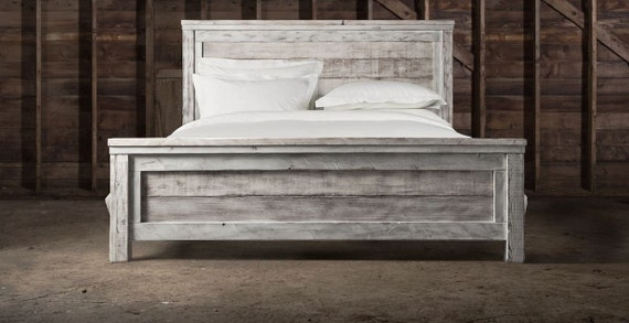Bed Frame King/ Queen/ Double/ Single Madison Collection