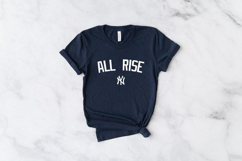 competitive price 8b166 410b6 Aaron Judge Yankees Fan Tee -