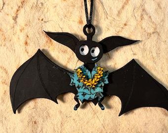 Cabana Bat Ornament