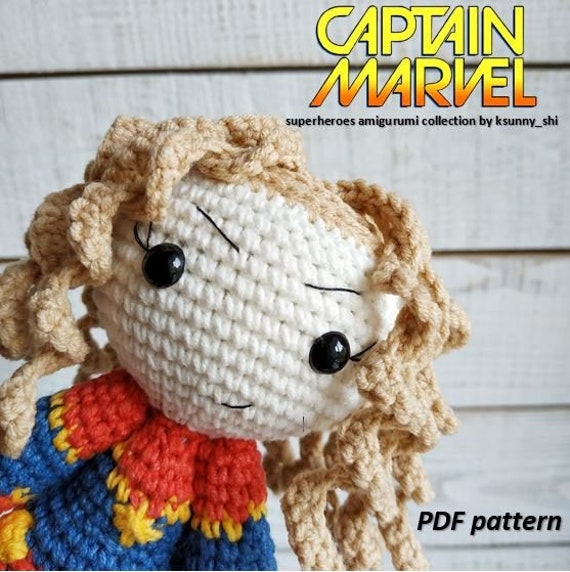 Avengers – Amigurumi Patterns | 572x570