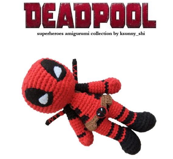 Avengers Marvel Baby Groot Amigurumi crochet pattern DIY | Etsy | 524x570
