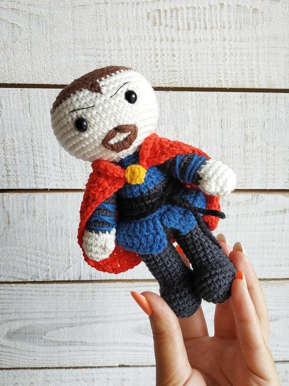 Ravelry: Thanos Amigurumi pattern by Lazi Crochet | 760x570