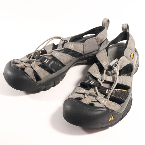Grey Keen Sandals Sneakers Shoes Size Men 8