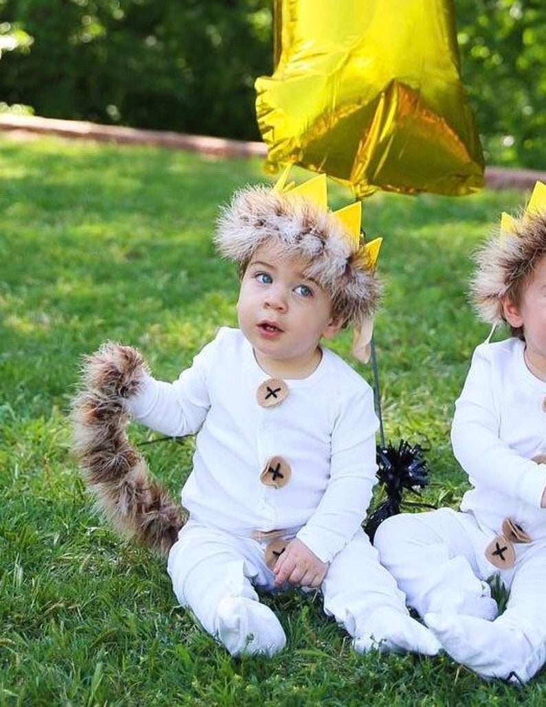 Where the Wild Things Are Costume  Wild ONE Outfit  Photo props