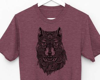 59c32678bae Outdoor wolf shirt