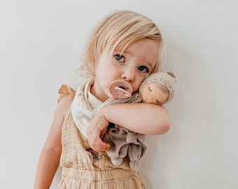 Waldorf baby doll Soft baby doll First doll Baby shower gift