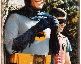 Badman robin and oriental teen