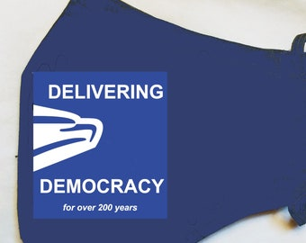 Postal service creed | Etsy