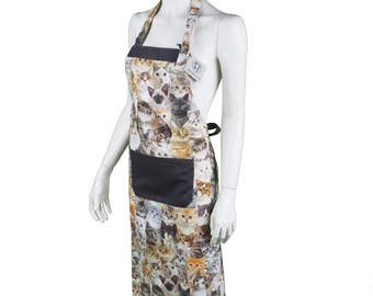 Apron Cat Breeds allover