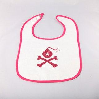 2 Styles - Stangl Bomb Logo Baby Bib