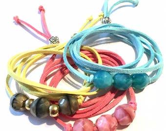 Kids bracelet, kids jewelry, pulseras niños, pulseras colores, kids accesories